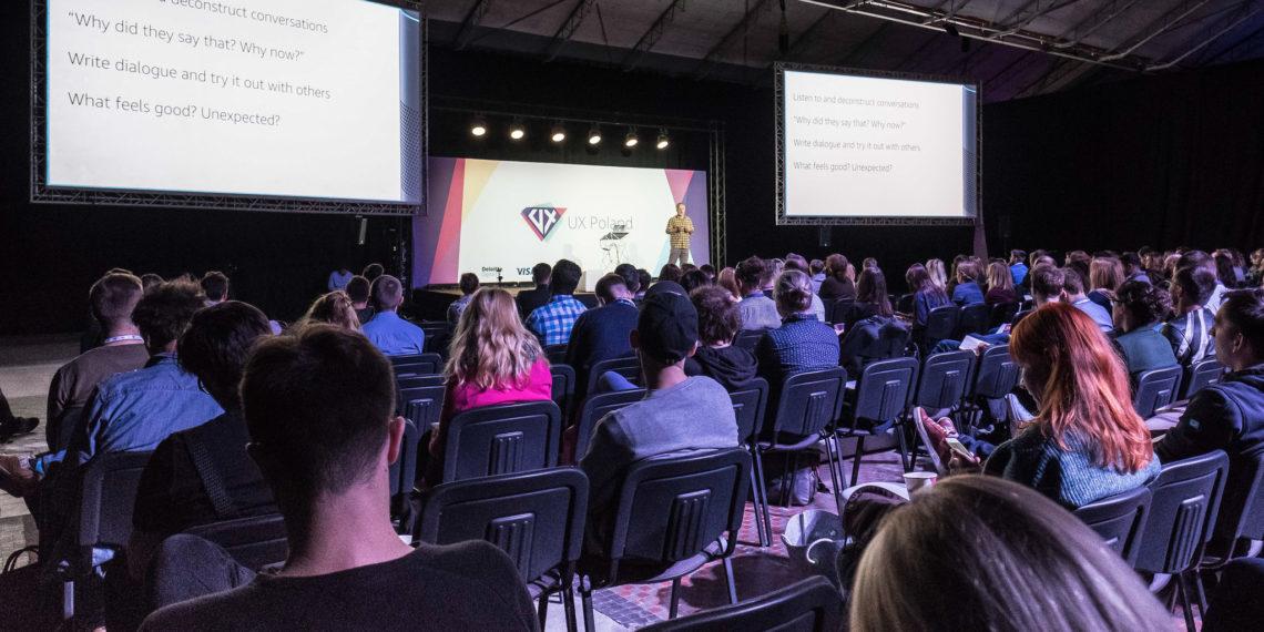 Konferencja UX Poland